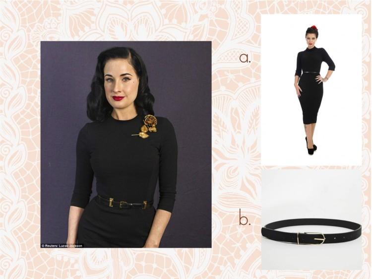 black-dress-and-belt-combo