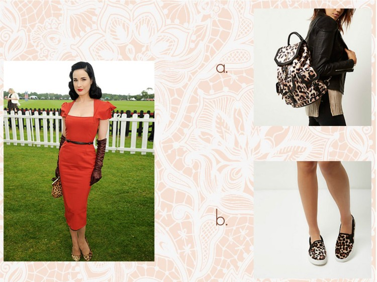 shoe-and-bag-matching-leopard-print