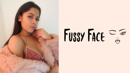 Fussy Face Banner Alpa 2